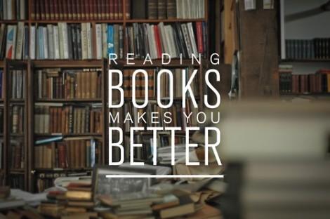 Membaca Buku Membuatmu Sehat Selalu