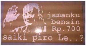 Suharto dan BBM