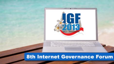 IGF-2013-Bali-Indonesia