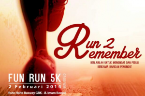 Run To Remember - Fun Run 5K